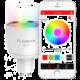 MiPow Playbulb Spot chytrá LED Bluetooth žárovka  + MiPow Playbulb Smart chytrá LED Bluetooth žárovka, černá