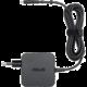 Asus originální adaptér U65W-01, 4.0mm/4,5mm/5,5mm, 33W/45W/65W, černá