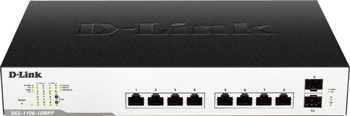 D-Link DGS-1100-10MPP