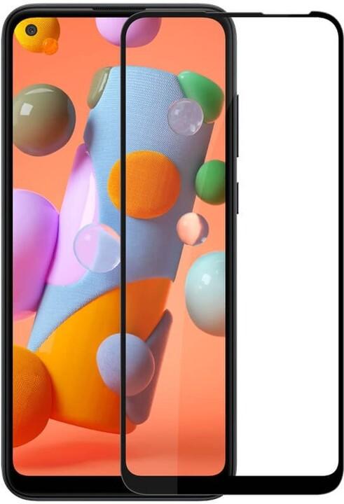 Nillkin tvrzené sklo CP+ PRO pro Samsung Galaxy A11, 2.5D, černá