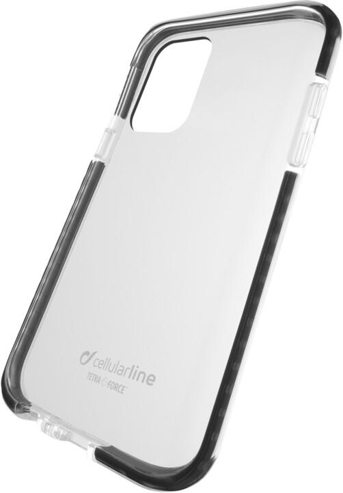 CellularLine ultra ochranné pouzdro Tetra Force Shock-Twist pro Samsung Galaxy A71, transparentní