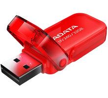 ADATA UV240 32GB červená - AUV240-32G-RRD