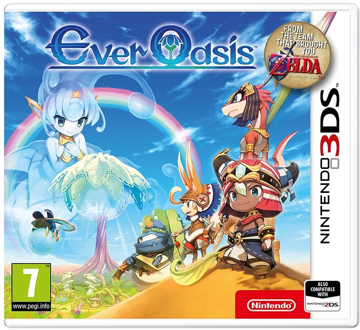 Ever Oasis (3DS)