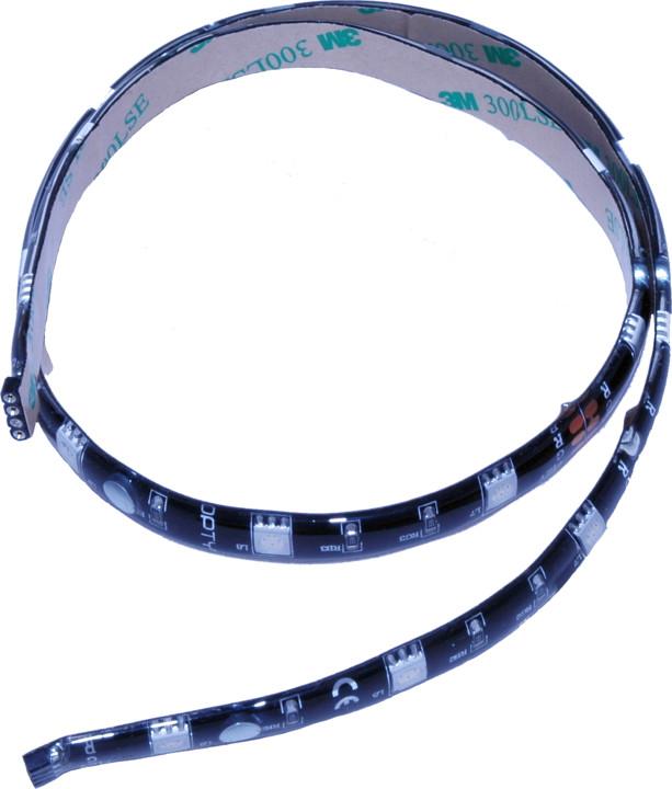 OPTY Variety 60 magnetic, červená, 60 cm, magnetický
