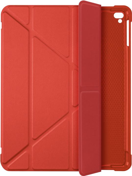 """EPICO Fold Flip Case iPad 9,7"""" (2017/2018), červená"""