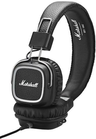 Marshall Major II, steel/černá