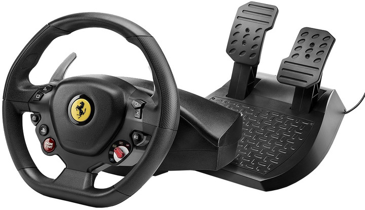 Thrustmaster T80, Ferrari 488 GTB Edition (PC, PS4, PS5)