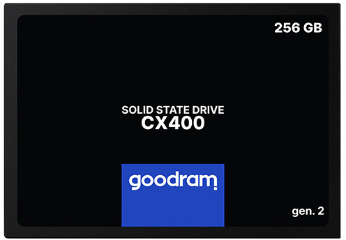 """GOODRAM CX400 Gen.2, 2,5"""" - 256GB"""