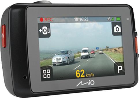 Mio MiVue 658 Touch, kamera do auta
