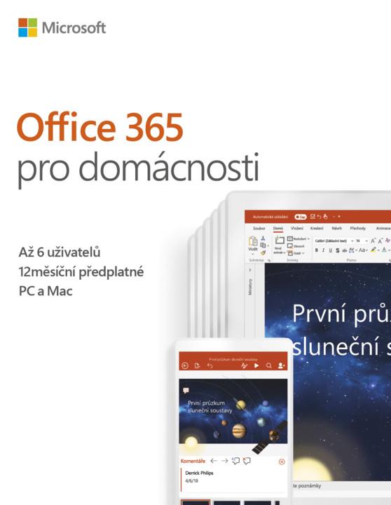 Microsoft Office 365 pro domácnosti