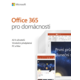 Microsoft Office 365 pro domácnosti - pouze k PC