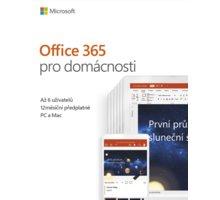 Microsoft Office 365 pro domácnosti - 6GQ-00898