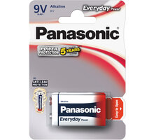 Panasonic baterie 6LR61 1BP 9V Ev Power alk - 35049275