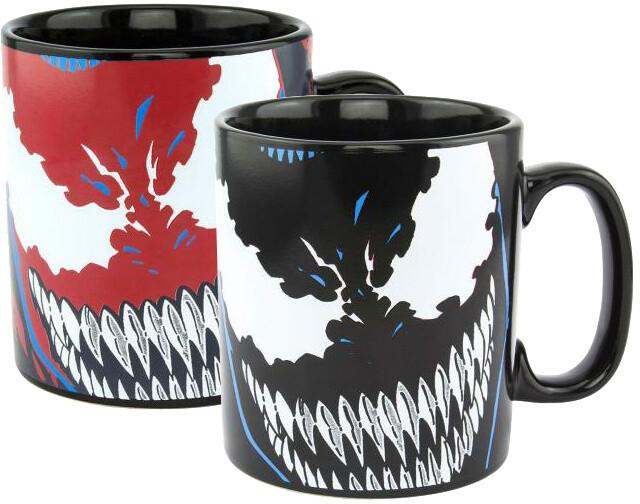 Hrnek Marvel - Venom XL (měnící se)