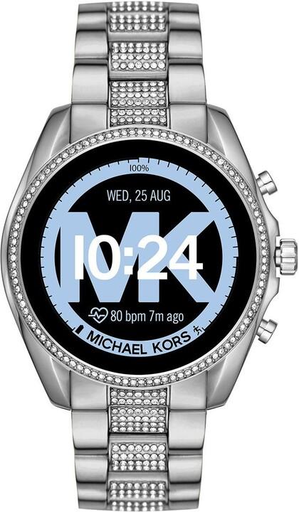 Michael Kors MKT5088 F Silver/Silver Steel