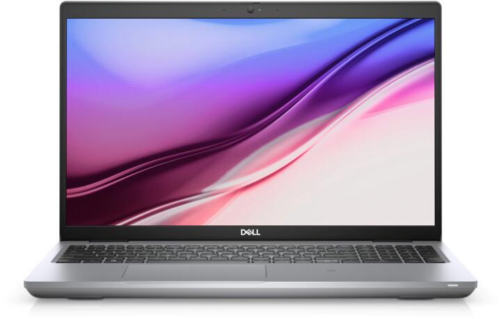 Dell Latitude 15 (5521), šedá