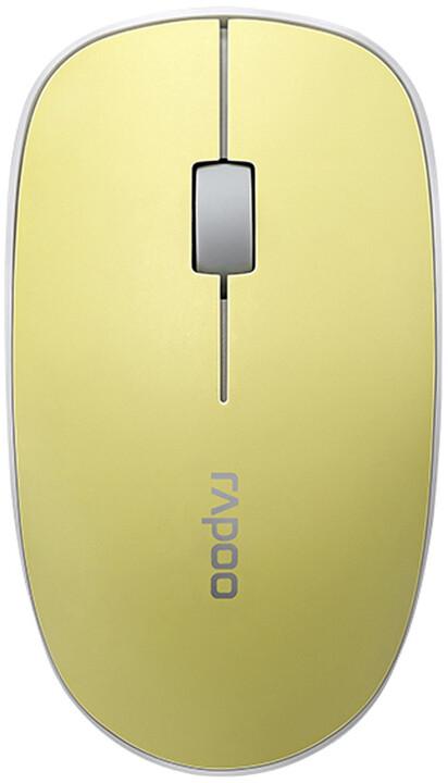 Rapoo 3500P, žlutá
