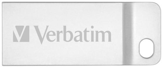 Verbatim Metal Executive 32GB, stříbrná