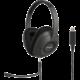 KOSS SB42 USB, černá  + Voucher až na 3 měsíce HBO GO jako dárek (max 1 ks na objednávku)