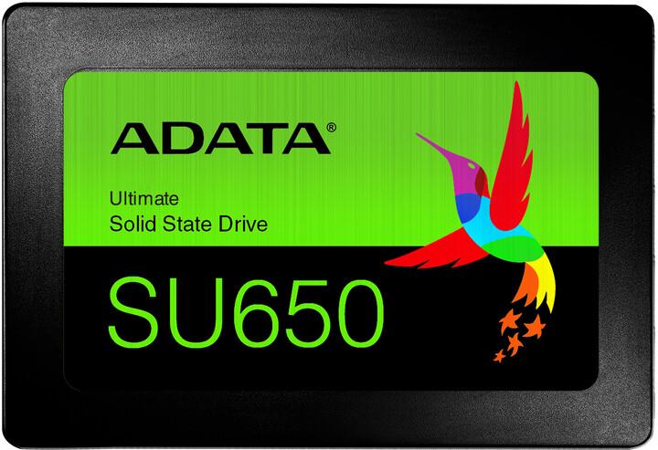 "ADATA SU650 3D NAND, 2,5"" - 120GB"
