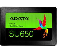 "ADATA SU650 3D NAND, 2,5"" - 120GB - ASU650SS-120GT-R"