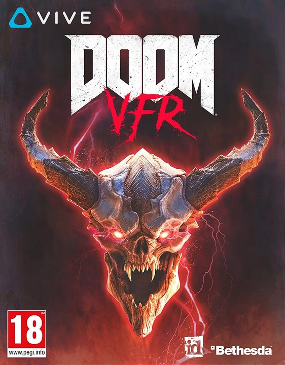 DOOM VFR (PC + HTC Vive)