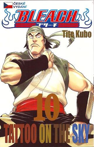 Komiks Bleach - Tatoo on the sky, 10.díl, manga