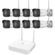 Uniview KIT - 1x NVR301-08LS2-W + 8x IPC2122SR3-F40W-E Elektronické předplatné časopisu Reflex a novin E15 na půl roku v hodnotě 1518 Kč
