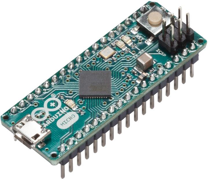 ARDUINO Micro - vývojová deska
