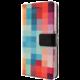 FIXED Opus pouzdro typu kniha pro Lenovo Vibe K5/ K5 Plus, motiv Dice