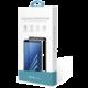 EPICO GLASS 2,5D tvrzené sklo pro Samsung A3 (2017) - černé