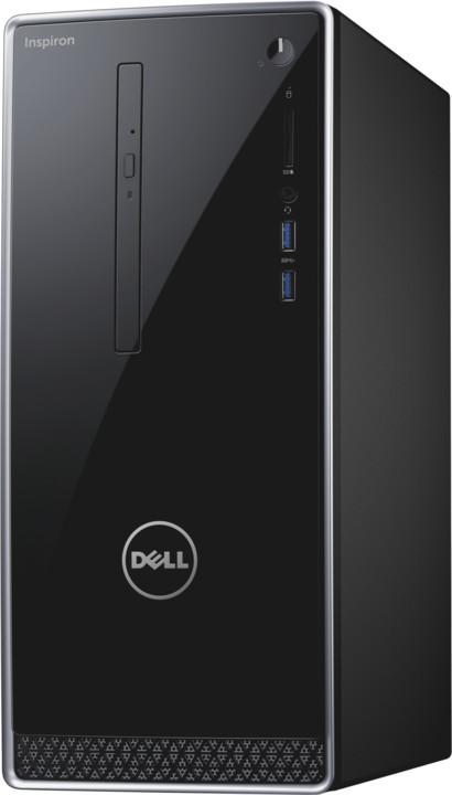 Dell Inspiron 3668, černá