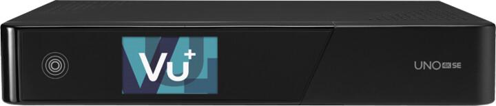 VU+ Uno 4K SE (1x dual DVB-T2 MTSIF)