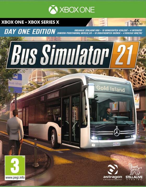 Bus Simulator 21 - Day One Edition (Xbox)