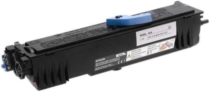 Epson C13S050523 velkoobjemový (vratný), černý,