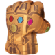Plyšák Avengers - Thanos Glove (27 cm)