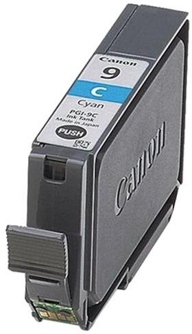 Canon PGI-9C, azurová