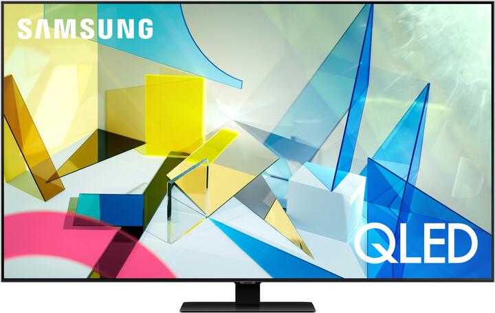 Samsung QE65Q80T - 163cm + Cashback 2 000 Kč