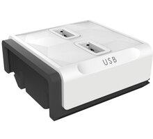 PowerCube modulární zásuvkový systém Module, 2xUSB, bílá - 8719186005298