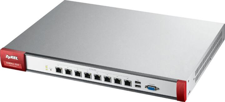 Zyxel ZyWALL 310 Ultraspeed VPN Firewall