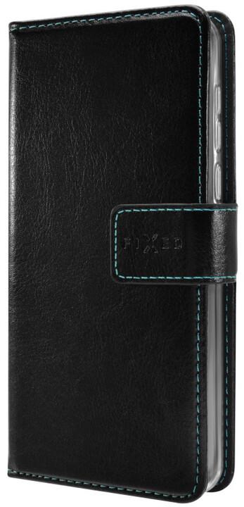 FIXED Opus pouzdro typu kniha pro Honor 7 Lite, černé