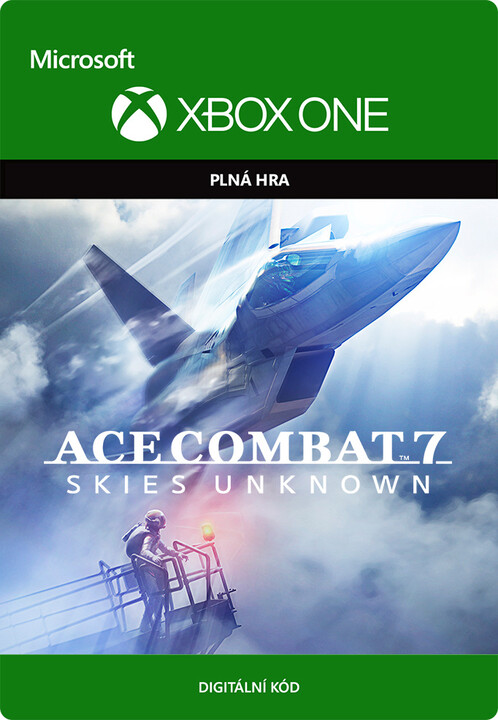 Ace Combat 7: Skies Unknown: Standard Edition (Xbox ONE) - elektronicky