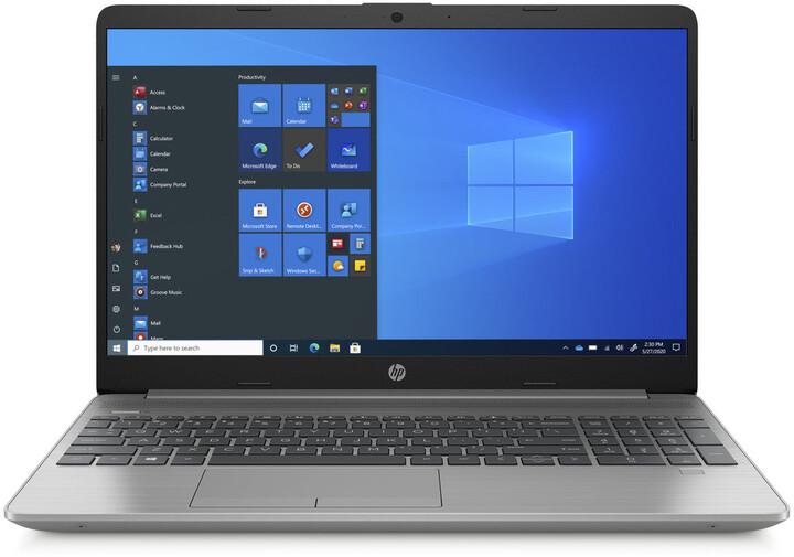 HP 250 G8, stříbrná