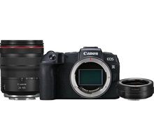 Canon EOS RP + RF24-105 L + EF-EOS R adaptér Ponožky se vzorem - velikost 38 - 42 v hodnotě 219 Kč + Získejte zpět 4 100 Kč po registraci
