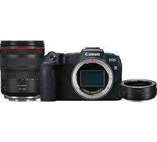 Canon EOS RP + RF24-105 L + EF-EOS R adaptér - 3380C043 + Trenýrky se vzorem - velikost L v hodnotě 259 Kč