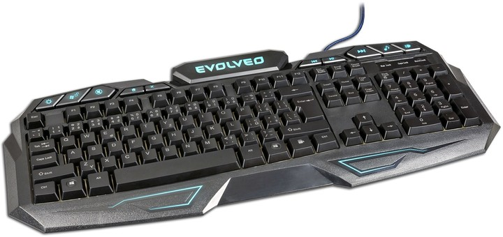 Evolveo GK680, černá, CZ