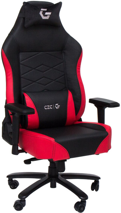 CZC Bastion GX600, černá/červená
