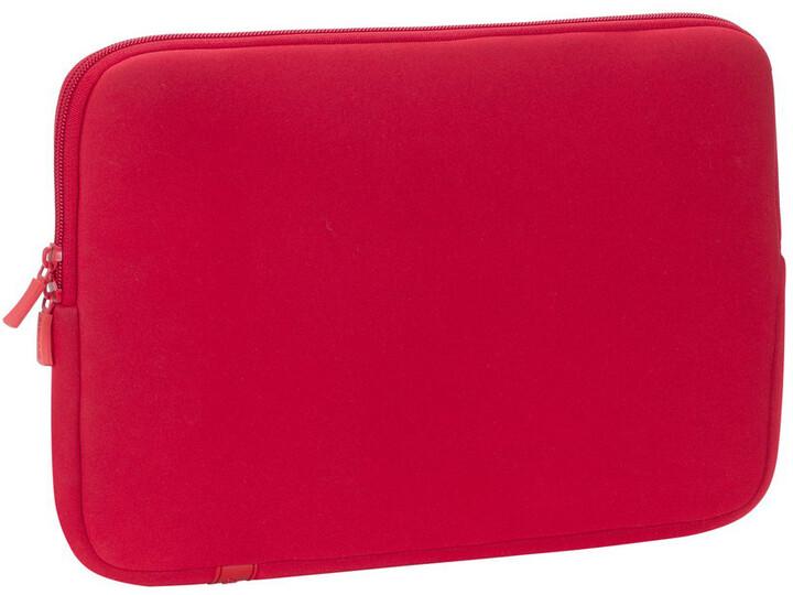 "RivaCase 5124 pouzdro na notebook - sleeve 13.3 - 14"", červená"