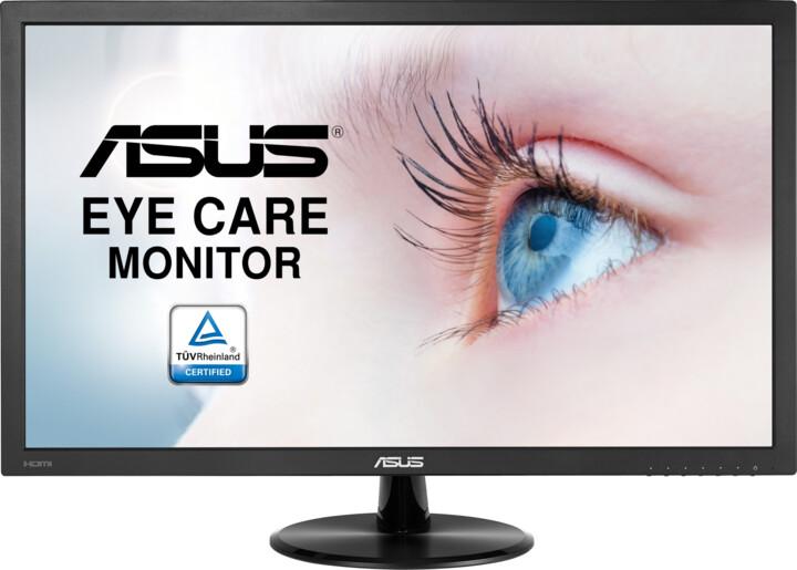 "ASUS VP247HA - LED monitor 24"""