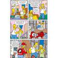 Komiks Simpsonovi: Komiksové zemětřesení